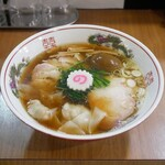 MENクライ - 料理写真:☆【MENクライ】さん…醤油味玉ラーメン(≧▽≦)/~♡☆