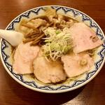 共楽 - チャーシューワンタン麺