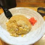 そばじん - 料理写真:焼めし 750円
