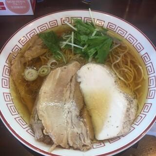 麺屋 京介 - 料理写真:
