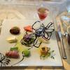 里山キュイジーヌ うす家 - 料理写真:目にも鮮やかなオードブルのワンプレート