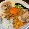 麺屋わっしょい - 料理写真:台湾まぜそば(麺300g)