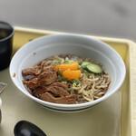 元祖パン麺 ㋧本屋 - 出汁冷麺 680円