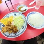 大観亭 - 料理写真:大観定食