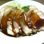 グリルニュートモヒロ - 焼豚1