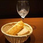 bentornato! maggio - ランチのパン