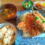 157001692 - ■イワシフライ定食