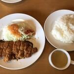 洋食 curilu - 料理写真:チキンカツ