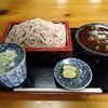 そば処 天哲 - 料理写真:もりそば 550円 ミニカレー丼 400円