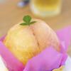 パティスリー リューコレット - 料理写真:まるごと白桃のケーキ604円。