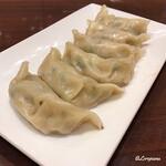 中華料理 正華 - 料理写真:焼餃子(表)