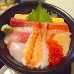松葉鮨 - 2012/11 海鮮丼