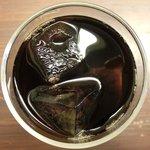 15702493 - 本日のランチ 950円 のアイスコーヒー