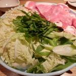 Wa.Bi.Sai 花ごころ - 豚すきやきの具