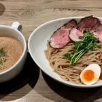 アノラーメン製作所 - 料理写真:カニのつけ麺150g