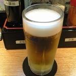 15703002 - セットの生ビール