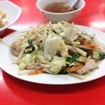 15703571 - 肉野菜炒め(480円)