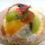 ナチュール - 料理写真:果実の丘530円