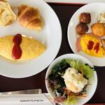 鴨川グランドホテル - 料理写真: