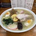 まりも食堂 - 料理写真:五目そば 950円