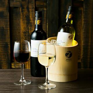 イマカツが選んだカツとの相性抜群のワイン