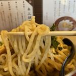 一乗寺つるかめ -  魚介醤油つけ麺(大300g) 850円 (リフト)