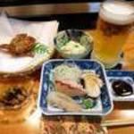 かなきん - 料理写真:ほんとに全部出てきた「ほろ酔いセット」すごいぜ!