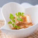 創作料理旬 - 味噌漬けチーズ豆腐