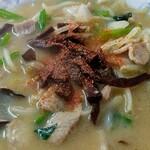 157073558 - 味噌柳麺~デフォは一味かかってません~