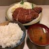 味のとんかつ 丸一 - 料理写真:上ロースカツ定食