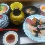 美濃照寿庵 - 料理写真:照ランチ1575円