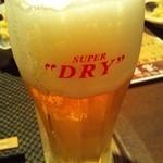 酒囲屋本店 - 生ビール