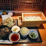 蕎膳 楽 - 楽昼膳