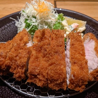 トンカツ・トンしゃぶ ケンボロー - 料理写真: