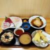 御食事処 たこ八 - 料理写真:たこ八定食