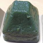 マールブランシュ カフェ - 深緑のフォルム