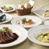 グランデューカ - 料理写真:おまかせコース