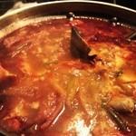 15709345 - 海鮮純豆腐鍋