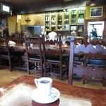 たかしまコーヒー店 - 輸入テーブル