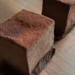チョコレートショップ 博多の石畳 -