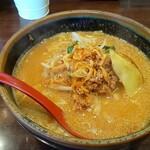 蔵出し味噌 麺場壱歩 - 料理写真: