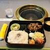 よりよい - 料理写真:焼肉弁当 650円