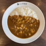 CoCo壱番屋 - エビ煮込みカレー5辛(チーズTP)