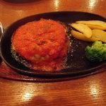 1571792 - イタリアン・ハンバーグステーキ