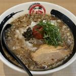 らー麺だるま - 料理写真:梅みぞれラーメン
