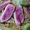 麺づくり 蒼空 - 料理写真:鴨つけ~鴨増し~☆
