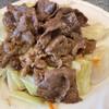 コーヒーパレス・マーメイド - 料理写真:牛肉うまーい