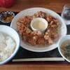 ひかり食堂 - 料理写真:チキン南蛮¥700-に定食セット