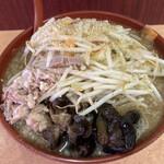 イレブンフーズ源流 - 料理写真:野菜ミックスラーメン