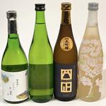 富士正酒造合資会社 - ドリンク写真:今回買ったお酒
